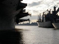 Utsikt mellan båtar - på Flickr