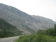 Road west of Toad River Lodge, British Columbia (Arthur Chapman) Tags: canada britishcolumbia alaskahighway toadriver geo:country=canada geocode:method=googleearth geocode:accuracy=5000meters