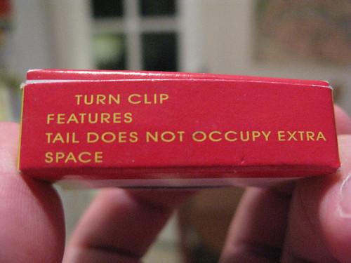 turn clip