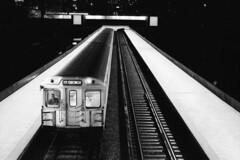 Untitled-Grayscale-010 (citatus) Tags: photo toronto subway rosedale station bw ttc minolta srt 102 night driver 1980s train