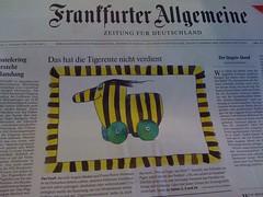 Frankfurter Allgemeine Zeitung (FAZ): Das hat die Tigerente nicht verdient