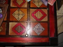 τραπέζι σινική (AEGEOTISSA) Tags: art pyrography πυρογραφια