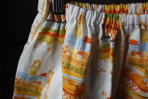 Skirt Waist
