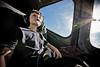 P'tit tour en avion (Éric2B) Tags: sun clouds plane soleil fly child aviation air nuages enfant aviator avion planer aviateur voler toplane monomoteur singleenginedaircraft