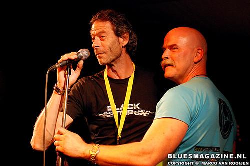 Rockin' The Blues met Jeroen Sweers, Black Top, Oberg & Superfloor