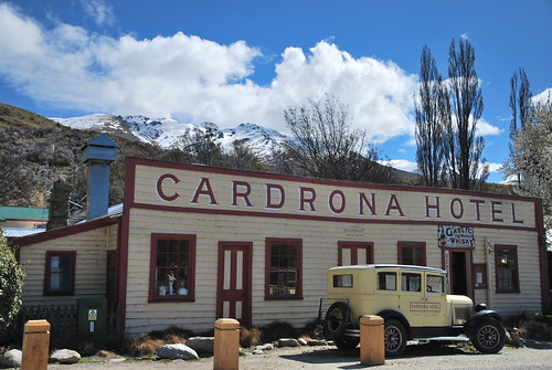 Wanaka - Cardona Hotel - Otago - South Island - New Zealand