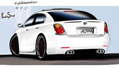 My design Altima   ( . Bo WaLeeD . ) Tags: 4 altima ever