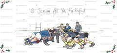 O Scrum All Ye Faithful
