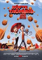 Köfte Yağmuru - Cloudy With A Chance Of Meatballs (2009)