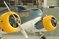 Open House, World War II re-enactment, and auto & airplane museum at Collings Foundation, Stow MA: Cessna UC-78 Bobcat (Chris Devers) Tags: plane airplane ma gun aircraft massachusetts wwii airshow worldwarii ww2 vehicle bobcat 2009 trainer cessna machinegun worldwar2 stow worldwartwo livinghistory bostonist collings collingsfoundation wingsoffreedom stowma universalhub bamboobomber wwiireenactment cameranikond50 ww2reenactment wingsoffreedomtour exif:exposure_bias=0ev exif:exposure=0025sec140 exif:focal_length=50mm exif:aperture=f32 uc78 jrc1 camera:make=nikoncorporation exif:flash=offdidnotfire cessnauc78bobcat lens50f18 battlefortheairfield billstookey 1998grandchampionwarbird camera:model=nikond50 meta:exif=1257920952 exif:lens=50mmf18 exif:orientation=horizontalnormal exif:filename=dscjpg exif:vari_program=auto exif:shutter_count=36513 meta:exif=1350400972