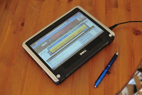 Dell Mini 9 Tablet