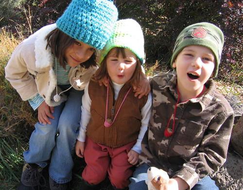 The acorn kids!