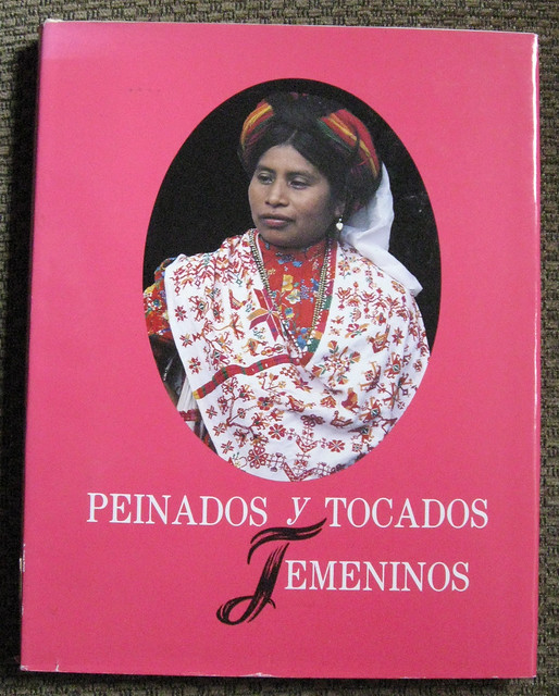 Mexican hairstyles book. One of my very favorite books.