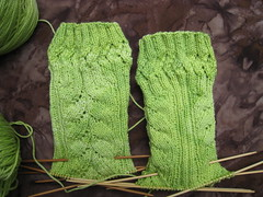 Mystery Sock KAL 2009 (barbaraknits) Tags: mystery sock 2009 kal