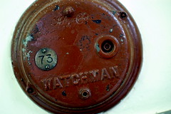 old brown art screw dc washington office paint post steel label flake cap pavilion nut functional 73 watchman