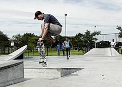 Air walk (sk8miami) Tags: adam pie skateboarding kick air patrick ollie corey skatepark flip skateboard manual zack boardslide tweaked 5050 sk8 cro