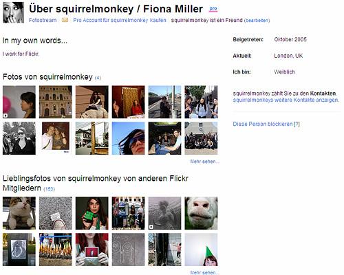 People in Photos – Die neue Profilseite
