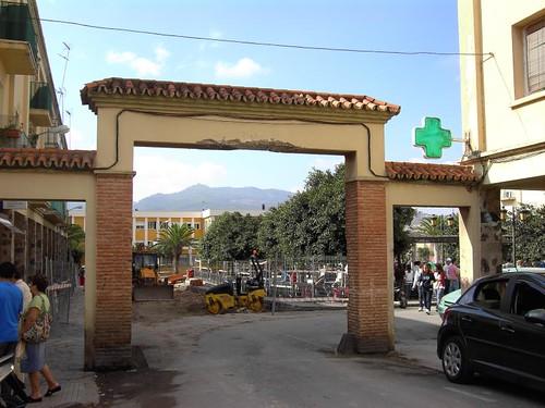 Arco de la Plaza Barrio de la Victoria