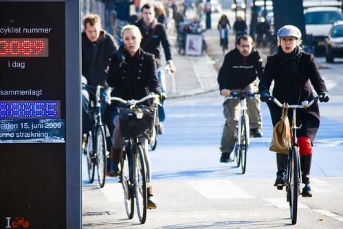 Cyclist 3089