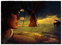 Back in World? (Diegus Botha) Tags: portrait man tree avatar piano chou secondlife chouchou botha diegus innamoramento diegusbotha