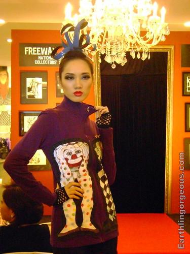 Ang Kiukok Clown series Freeway Jacket