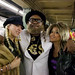 George Clinton & Tina & friend
