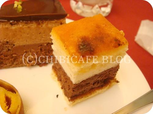 らでぃっしゅぼーや アプリコットジャムのケーキ