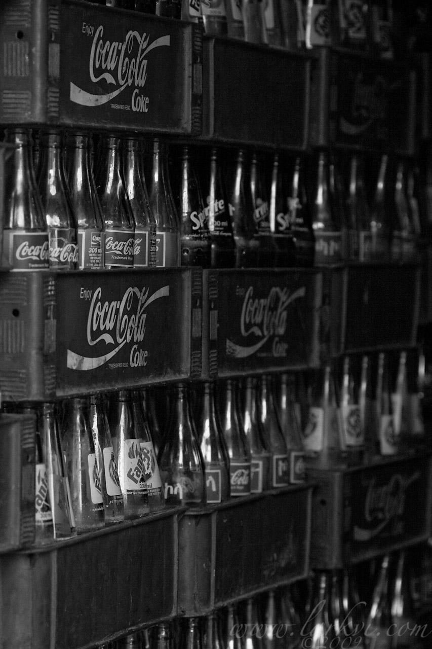 The Coke Shop #2, Harar, Ethiopia, 2009