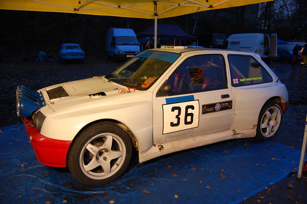 Carfax Stages Rally 2009 | Retro Rides