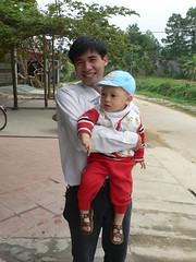 P1250482 - Huy's next door neighbour (wimbledonian) Tags: vietnam yen bai yenbai