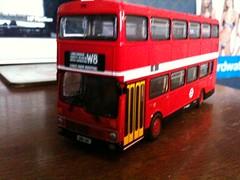 A model Metrobus