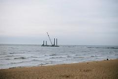 FH000031 (tigermilk0808) Tags: sea canon eos belgium oostende portra400vc 1n