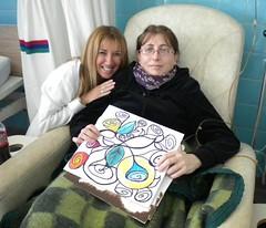 vicky-viel-paciente-ver-sanguinetti-pinta-mientras-recibe-quimioterapia