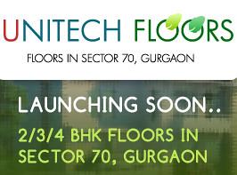 Unitech Floors Gurgaon