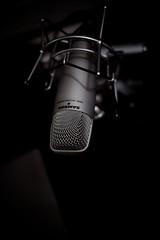 Samson (| Rashid AlKuwari | Qatar) Tags: usb pro microphone mic samson recording doha qatar rashid condenser c01u alkuwari lkuwari