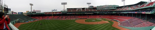 Fenway Off Day