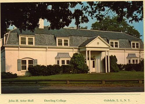 John H Astor Hall