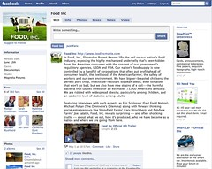 Food, Inc. on Facebook