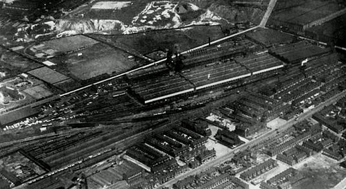 Newton Heath Carriage Works, C1926
