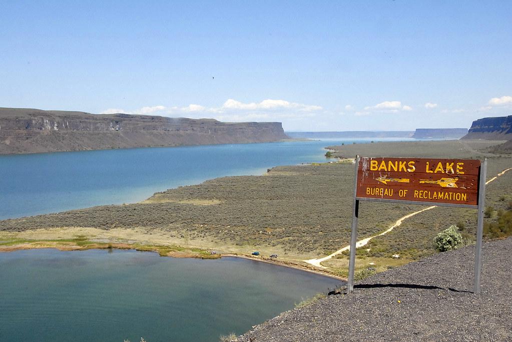 Banks Lake 2009