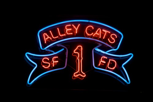 Alley Cats SFFD