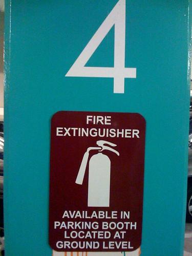 Fire Safety FAIL