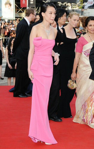 Shu Qi - Best of Cannes 2009