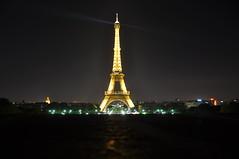 5/28 Eiffel Tower at Night (Randifity) Tags: light paris twinkle eiffel