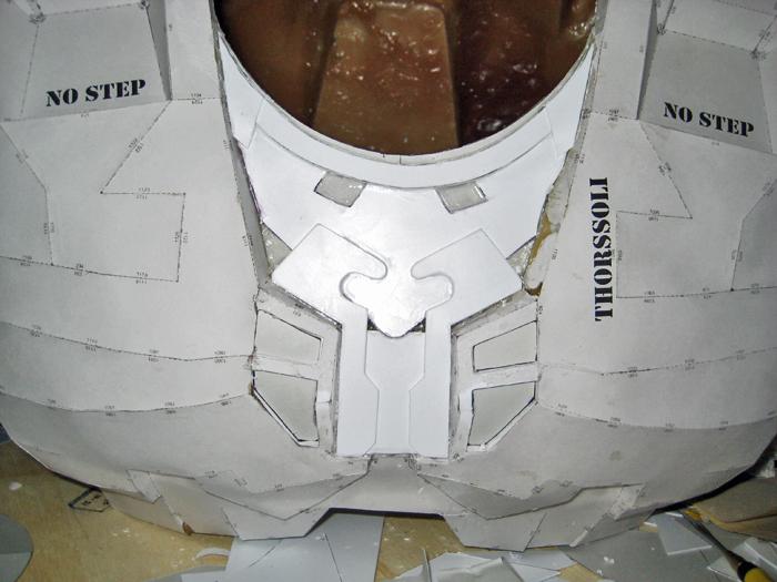 sternum details