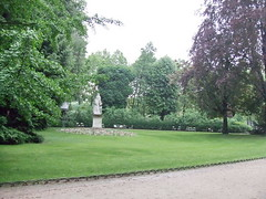 Paris_Jardin_Luxembourg_(18) (Paris 06 Luxembourg, Île-de-France, France) Photo