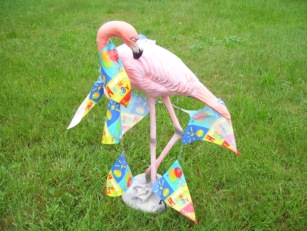 Pink Flamingo - MI00107