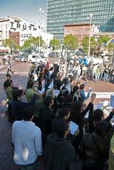 Where is my vote? Iran election protest at UN Plaza in San Francisco (Steve Rhodes) Tags: sf sanfrancisco california ca june election iran protest elections 2009 unplaza iranelection iranelections june09 june2009 whereismyvote