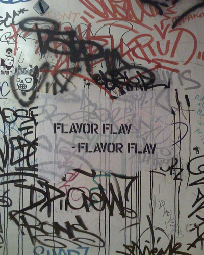 flavor flav background