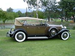 1932 Packard 903 Sport Phaeton (dmentd) Tags: sport 1932 classiccar vintagecar concours packard concoursdelegance phaeton 903 laconcours losangelesconcoursdelegance